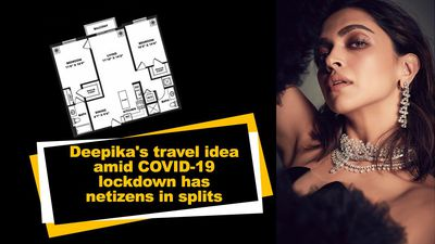 Deepika travel idea amid COVID-19 lockdown has netizens in splits