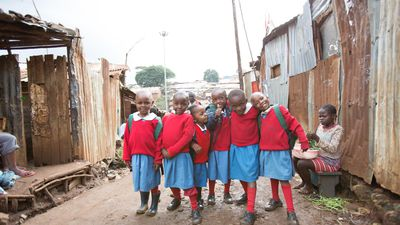 Kibera, Africa's largest slum, to host inaugural world poverty forum