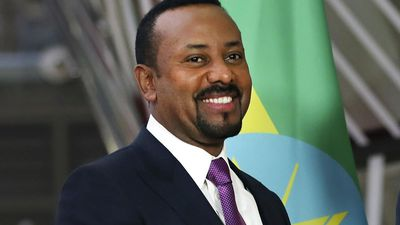 Ethiopian Prime Minister Abiy Ahmed wins 2019 Nobel peace prize