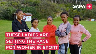 These ladies are setting the pace for women in sport