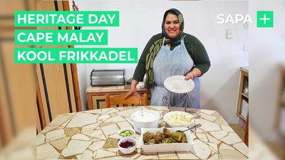 Try this Heritage day Cape Malay Kool Frikkadel!
