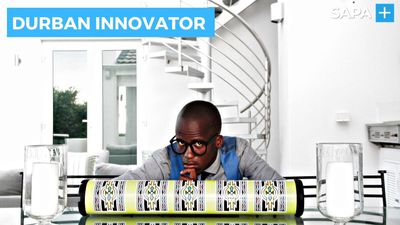 How Durban innovator Siyabonga Ndwalane makes bluetooth speakers