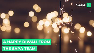 Happy Diwali from the Sapa+ team