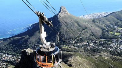 Cape Town is the number 1 city in the world