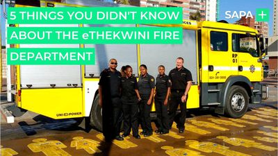 5 Things you didn't know about the eThekwini fire dept