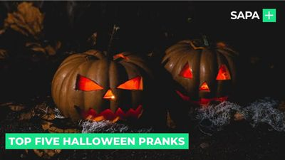 Top 5 Halloween pranks