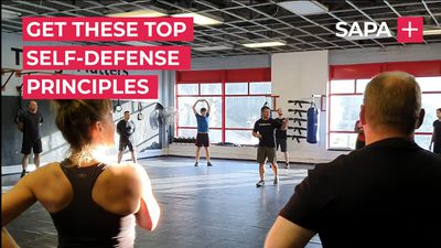 Self-defense tips to protect yourself from attackers