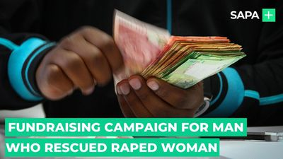 Fundraising campaign for Radius Masukume who rescued raped woman