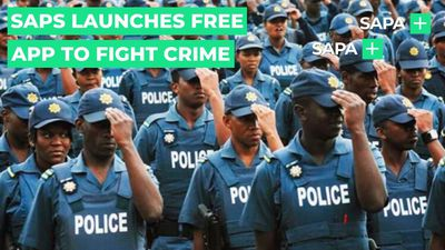 SAPS launches free app to fight crime