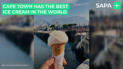 Cape Town's Unframed Ice Cream is the best in the world