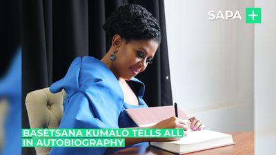 Basetsana Kumalo tells all in autobiography