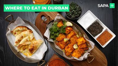 #VisiteKasi - Where to eat in Durban