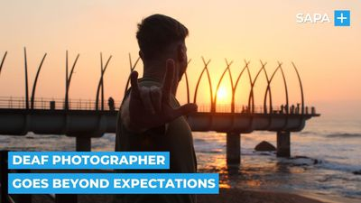 Deaf photographer, Adhil Ramnath, goes beyond expectations
