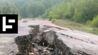 Centralia: America's Town That Won't Stop Burning