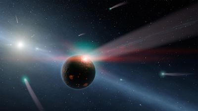 The Killer Comet That Gave Rise to Civilization As We Know It