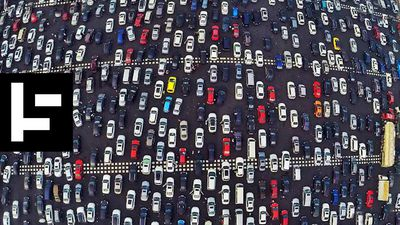 This Is the Longest Traffic Jam In the World