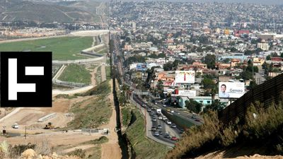 The U.S. and Mexico Billion-Dollar Border Wall