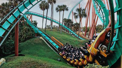 The 10 Wildest Amusement Park Rides