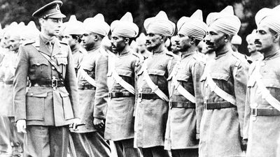 How India Helped Win Both World Wars