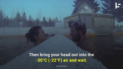 Why Thousands of Canadians Are Freezing Their Heads