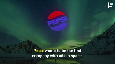 Space Billboards Are the Newest Ads You Didn't Ask For