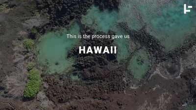 Nature Hacks: How To Build An Island From Scratch