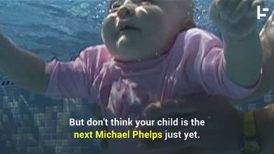 These Amazing Babies Can Swim Without a Single Lesson!
