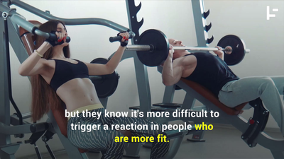 Some People Are Allergic to Working Out