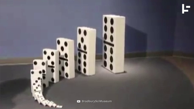 Dominoes: More Powerful Than You Think