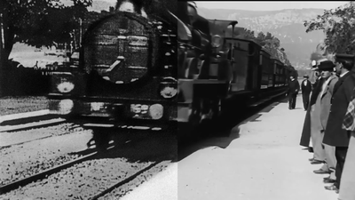 This Vintage Footage Was Remastered in High Definition