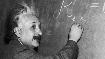 This Advice From Einstein Sold For $1.6 Million. Here's What He Wrote.