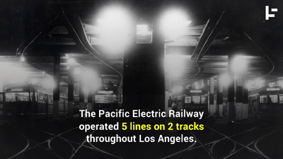 Los Angeles' Forgotten Hollywood Subway