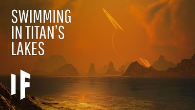 What If You Could Swim in Titan's Lakes?