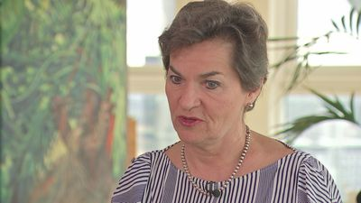 Christiana Figueres: 'We need to act fast on climate change'
