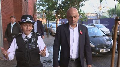 Sajid Javid announces projects to tackle youth violence