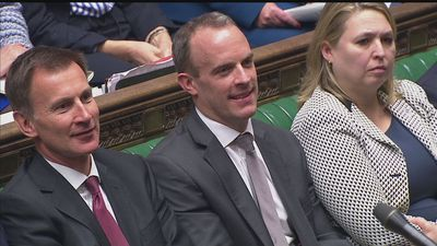 Corbyn slams Raab: 'Could the PM have a quiet word?'