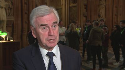 John McDonnell says PM should stand down over Brexit deal