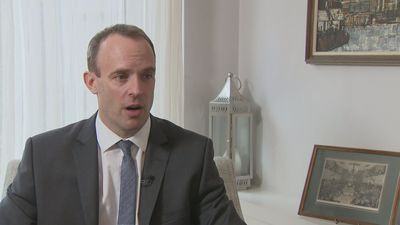 Raab: Brexit deal is 'devastating' for trust in democracy