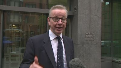 Michael Gove says he is not resigning