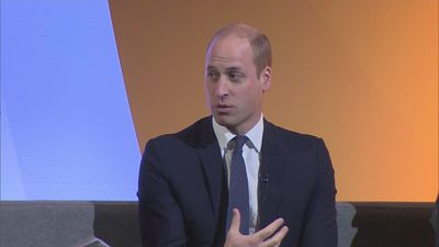 Prince William opens up about personal mental health struggles