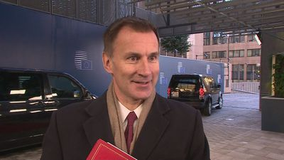Jeremy Hunt: Theresa May's deal delivers will of the people