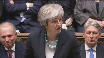 Theresa May confirms Brexit vote will be postponed