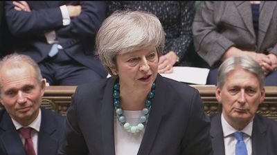 Theresa May: No backstop is not an option for any deal