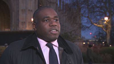 David Lammy: PM will be 'weakened' after confidence vote