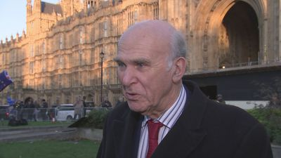 Sir Vince Cable: No confidence vote doesn't solve Brexit