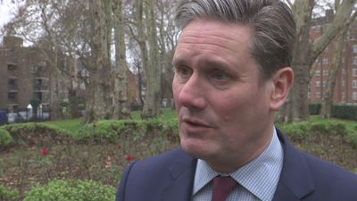 Keir Starmer: The Prime Minister can't keep running