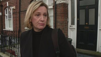 Amber Rudd: We need to get agreement through Parliament