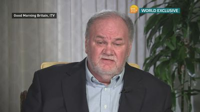 Thomas Markle appeals for Meghan to get in touch