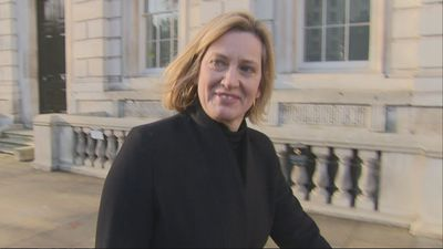 Amber Rudd says PM's withdrawal agreement is best outcome