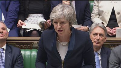 Theresa May makes final plea to MPs before Brexit vote